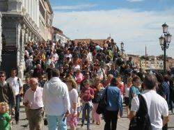 Venice is Kinda Crowded, by timatymusic