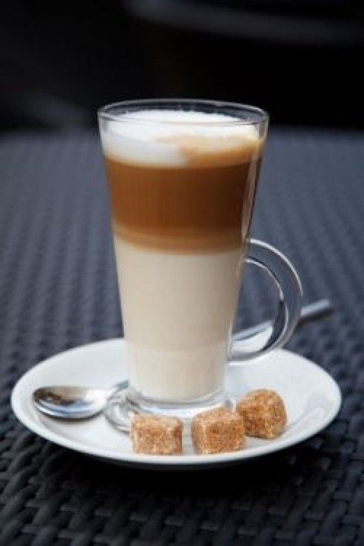 This delicious image is called Coffee Latte