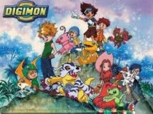 Digimon Adventure Season 1