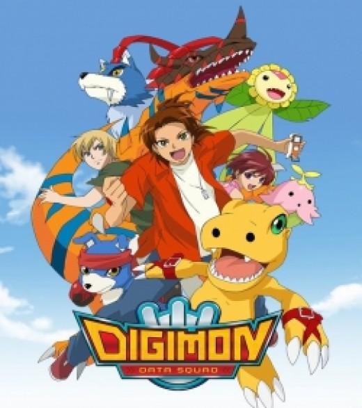 Digimon Savers Season 5