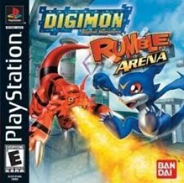 Digimon Rumble Arena Game