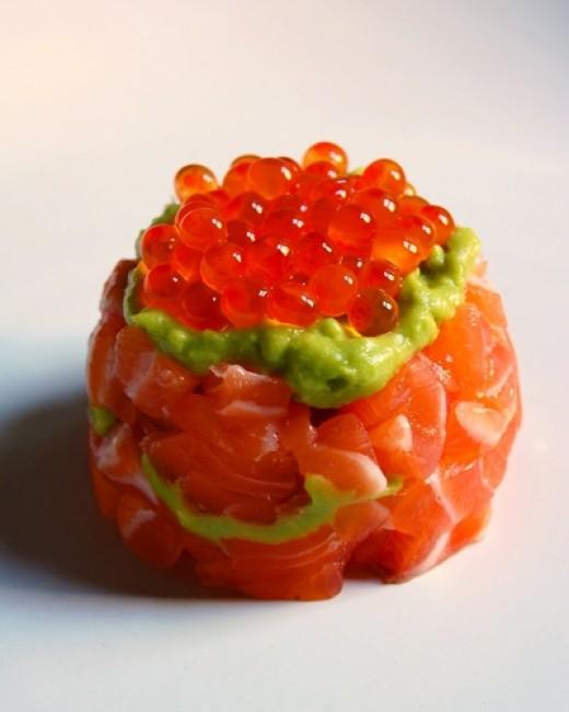 A delicious Caviar idea... perfect for the shabbat table
