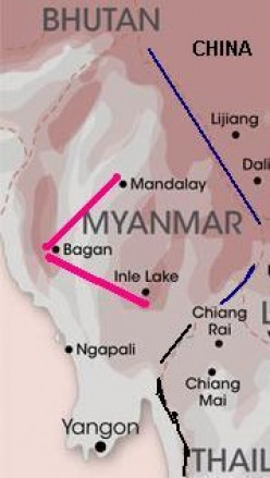 Travel with Hafeez: Myanmar - Part II