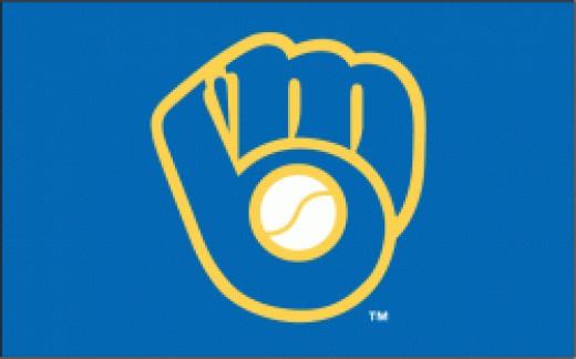 Milwaukee Brewers Hat Logo via Chris Creamers Sports Logos