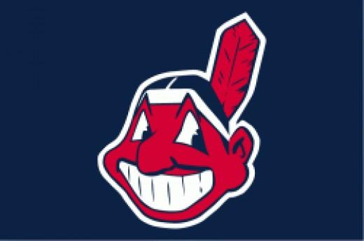 Cleveland Indians Hat Logo via Chris Creamers Sports Logos