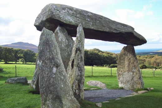 Pentre Ifan burial tomb