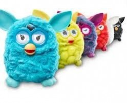 How to turn the new Furby off?