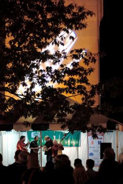 The Irving Tent (CC BY-NC-SA 2.0) By nagzi