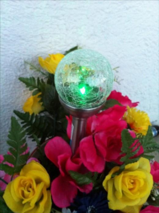 Solar Light - Orb