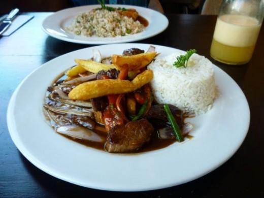 Tanta Restaurant Miraflores, Peru