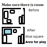 before/after room