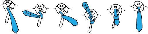 Windsor stropdas knoppen