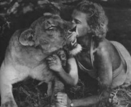 Elsa was a beautiful exception to the rule about wild animals as pets!