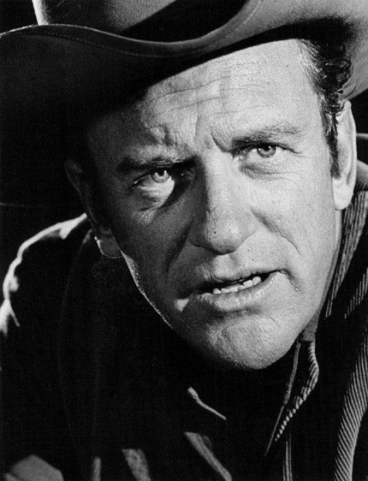James Arness as Marshall Matt Dillon in Gunsmoke