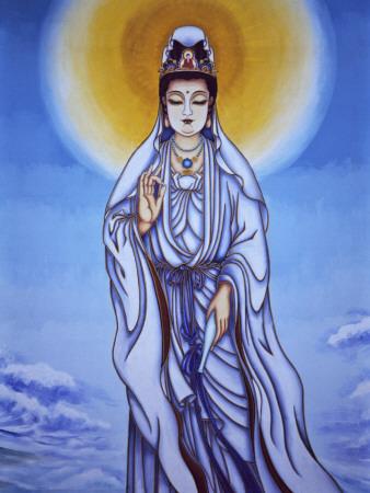 Artwork Goddess of Mercy