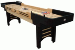 Shuffleboard Table Review - Venture, Berner, Playcraft brands