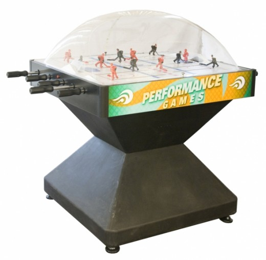 IceBoxx Deluxe Dome Hockey Table