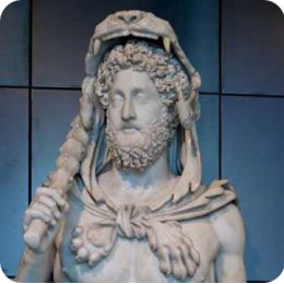 Commodus as Hercules Photo by Jastrow (2006)