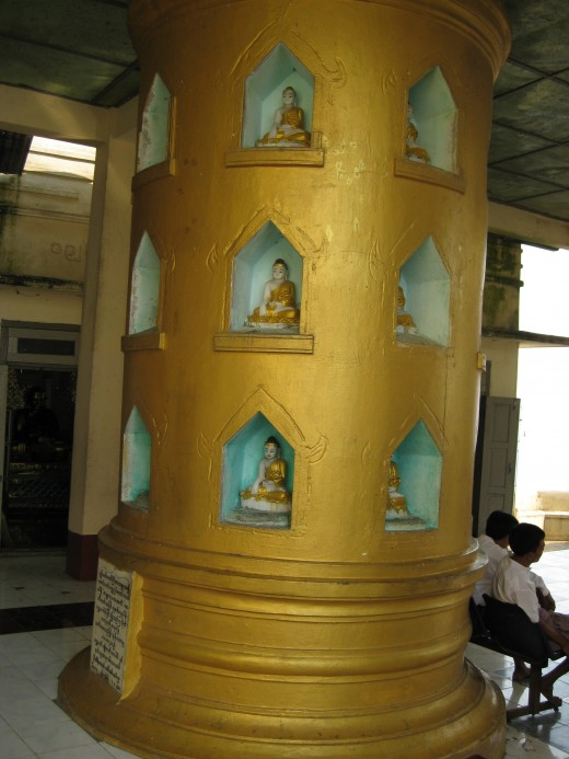 A pillar contain many Statutes