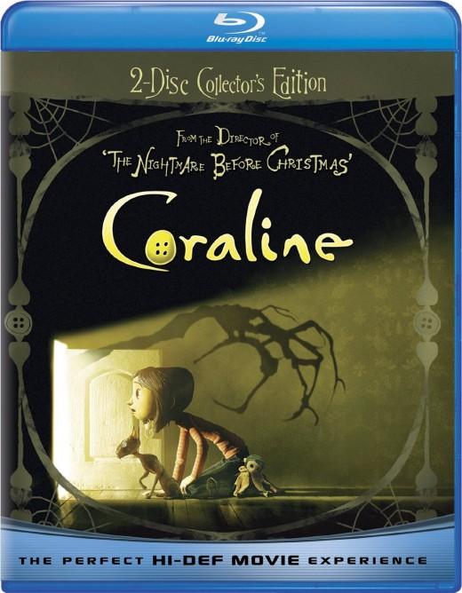 Coraline Blu-ray Movie