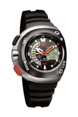 Citizen Men's JV0030-01E Eco-Drive Black Imperial Dive Watch