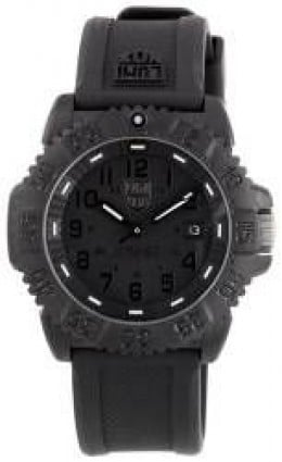 Luminox Evo Navy Seal Blackout Mens Watch