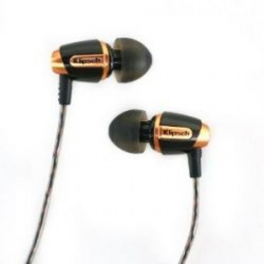Klipsch Reference S4 Premium In-Ear Noise-Isolating Headphones