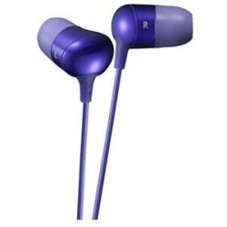 JVC HAFX35V Soft Marshmallow headphone
