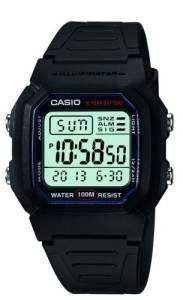 Casio Men's W800H-1AV