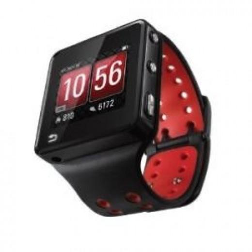 Motorola MOTOACTV GPS Sports Watch and MP3 Player