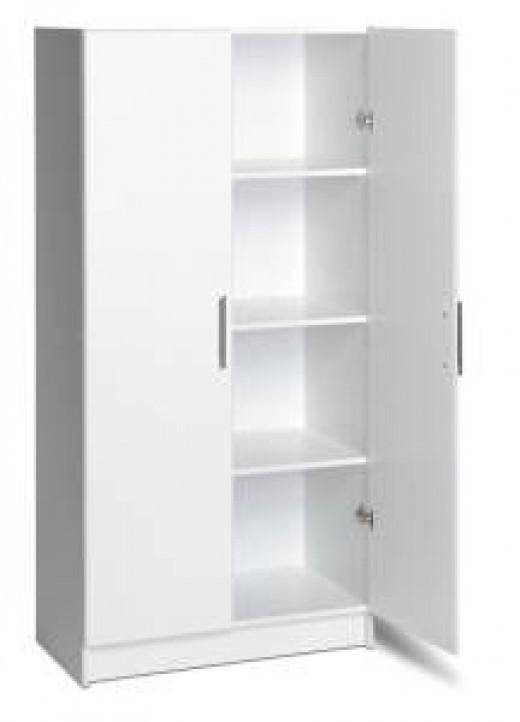 Prepac Elite Collection 32-Inch Storage Cabinet