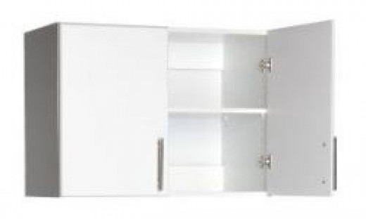 Prepac Elite Collection 32-inch Topper & Wall Cabinet