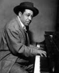 1974 Duke Ellington, blues singer and composter. Considered one of the great figures in American jazz