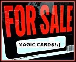 magic collection for sale