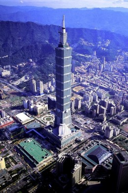 Taipei 101, Taipei Taiwan