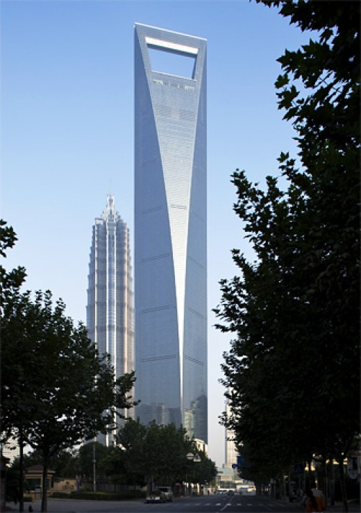 Shanghai World Financial Center, Shanghai China
