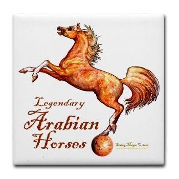 Legendary Arabian Horses