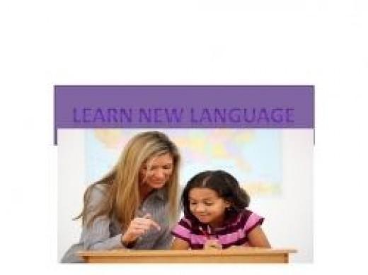 Learning new language