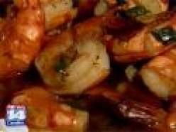 How to Make Drunken Shrimp with Jalapenos