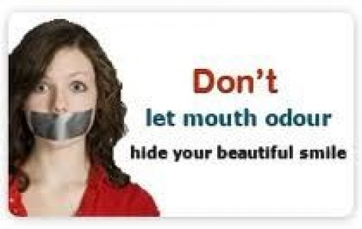 social effects of mouth-odour