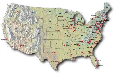 Nuclear Plants in the US