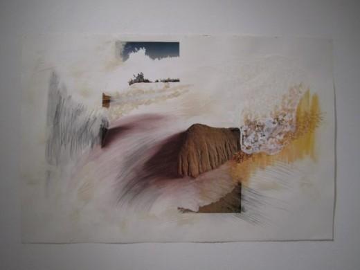 """JO'B, """"Paesaggi Storici (Storied Landscapes)"""" #5"""