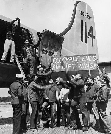 The End of the Berlin Airlift