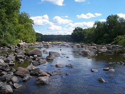 Rondout Creek near Rosendale