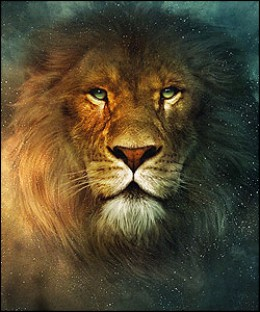 The Lion of the Tribe of Judah.