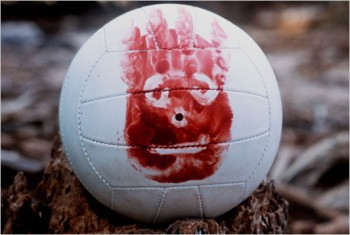 Cast Away and Wilson