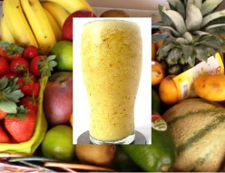 Tropical Fruit Smoothie Recipes