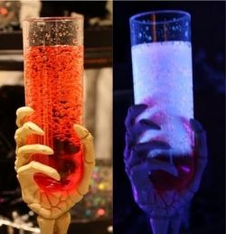 glow in the dark drink