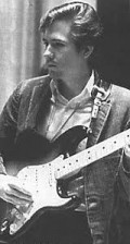 Bobby Fuller---died 1966---An early rocker who played guitar and was singer in The Bobby Fuller Four.