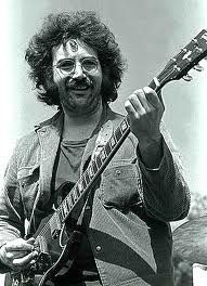 "Jerry Garcia---died 1995--- A Rock & Roll Hall of Fame Inductee. Guitarist for ""The Grateful Dead"", a band known for it's extremely long concerts and an almost cult-like following of ""DeadHeads""."